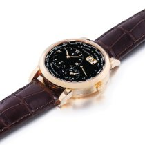 A. Lange & Söhne 1 Time Zone, Ref 116.031 Pink Gold World Time...