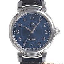 IWC IW458312 Steel 2019 Da Vinci Automatic 36mm new