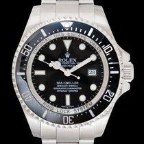 Rolex 116660 Steel Sea-Dweller Deepsea