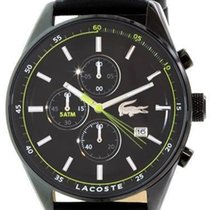 Lacoste Chronograph 44mm Quartz new Black
