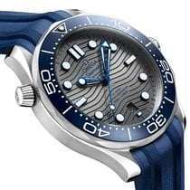 Omega Seamaster Diver 300 M nuovo Acciaio