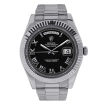 Rolex 218239 White gold Day-Date II 41mm