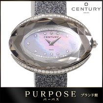 Century 38mm Quartz tweedehands Wit