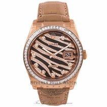 Rolex Datejust 116185BBR 2014 new