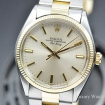 Rolex Air King 5501 1982 pre-owned