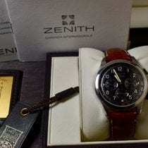 Zenith El Primero Chronograph Acciaio 38mm Italia, Trieste