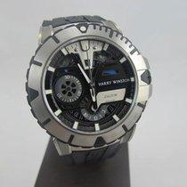 Harry Winston new Automatic 44mm Steel Sapphire Glass
