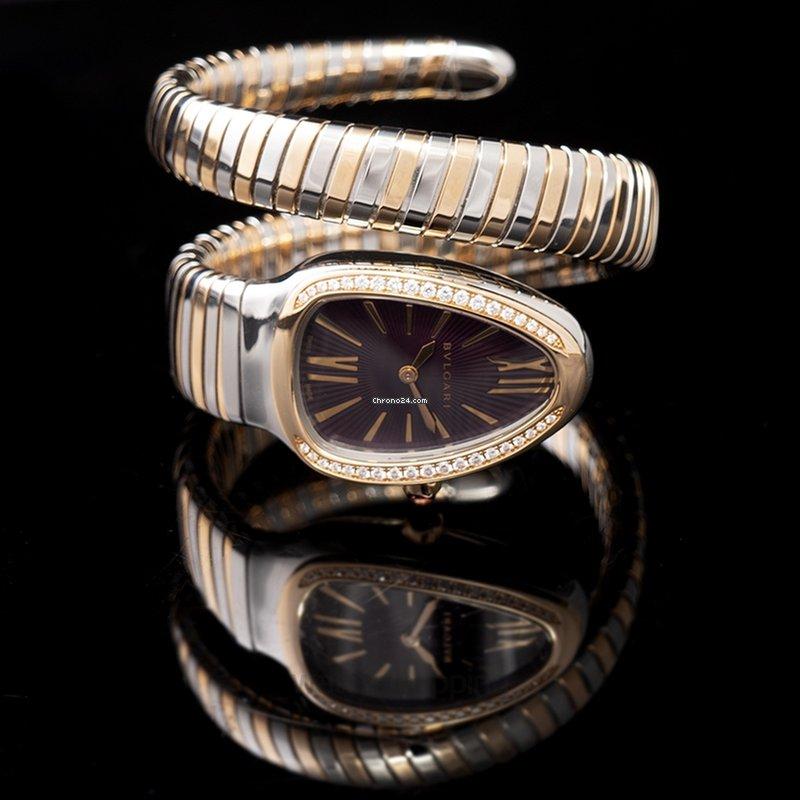 c3880e07b Prices for Bulgari Serpenti watches   prices for Serpenti watches at  Chrono24