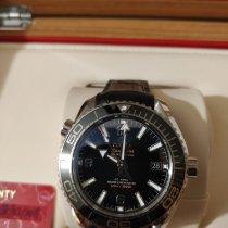 Omega Seamaster Planet Ocean Steel 39.5mm Black Arabic numerals Australia, 2767