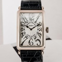 Franck Muller new Automatic 30mm White gold Sapphire Glass