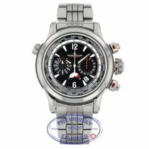 Jaeger-LeCoultre Master Compressor Extreme World Chronograph Steel 46.3mm Black United States of America, California, Beverly Hills
