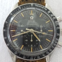Omega Speedmaster Professional Moonwatch Stål 42mm Sort Ingen tal