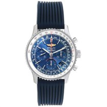 Breitling Navitimer 01 Steel 43mm Blue Arabic numerals United States of America, Georgia, Atlanta