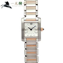 Cartier Tank Française 25mm Silver United States of America, California, Los Angeles