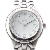 Ebel E-Type Steel 41mm White Arabic numerals