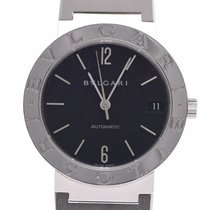 Bulgari Steel 33mm Automatic BB33SS pre-owned