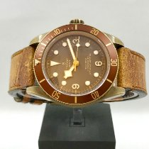 Tudor Black Bay Bronze Brons 43mm Brun Arabiska Sverige, Norrköping
