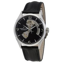 Hamilton Jazzmaster Open Heart H32705731 new