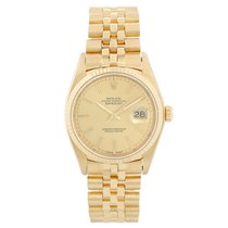 Rolex Datejust 16018 pre-owned