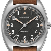 Hamilton Steel 36mm Automatic H76419531 new