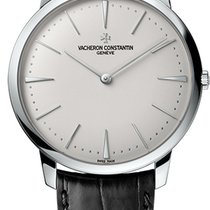 Vacheron Constantin White gold 40mm Manual winding 81180/000G-9117 pre-owned
