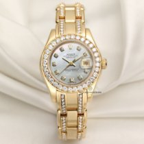 Rolex Lady-Datejust Pearlmaster 69298 1991 pre-owned