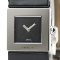Chanel Steel 19mm Quartz H0116 pre-owned