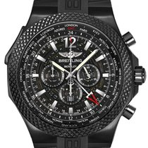Breitling Bentley GMT new Automatic Chronograph Watch with original box M4736225-BC76-222S