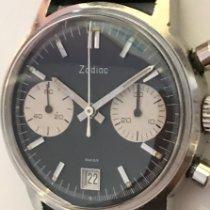 Zodiac Acero 36mm Cuerda manual usados