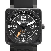 Bell & Ross Aviation BR01-93 GMT 24 H