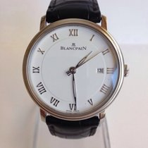 Blancpain VİLLERET ULTRA SLİM SECONDS AND DATE AUTOMATİC