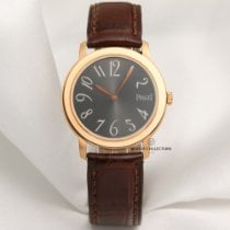 Piaget Rose gold Manual winding 34mm pre-owned Altiplano