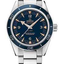 Omega Platinum Automatic 41mm new Seamaster 300