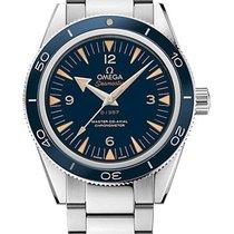 Omega Platinum Automatic 41mm new Seamaster 300