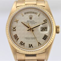 Rolex Day-Date Pyramid Dial