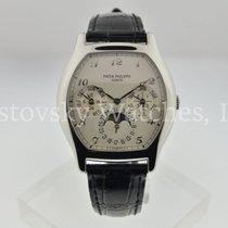 Patek Philippe Platinum Automatic pre-owned Perpetual Calendar