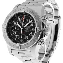 Breitling Avenger Skyland Steel 44mm Black Arabic numerals United States of America, New York, New York