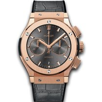 Hublot Rose gold 45mm Automatic 521.OX.7081.LR new