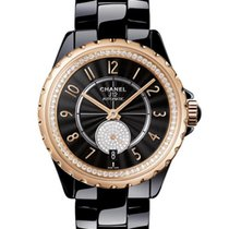 Chanel Ceramic 36.5mm Automatic H3842 new