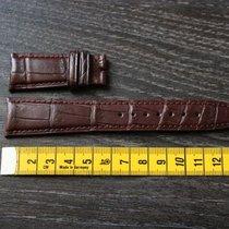 IWC leather leder 22mm brown braun strap