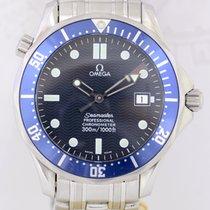 Omega Seamaster 300m James Bond 41mm Top Blue Diver