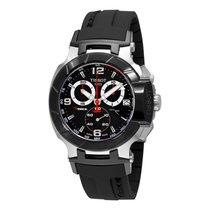 Tissot T0484172705700 Tissot  T-RACE Men's Chronograph Black...
