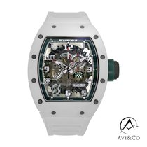 Richard Mille Ceramic 50mm Automatic RM030 pre-owned United States of America, New York, New York