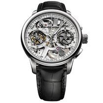 Maurice Lacroix Masterpiece Skeleton Chronograph MP7128-SS00
