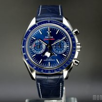歐米茄 Speedmaster Professional Moonwatch Moonphase 新的 鋼
