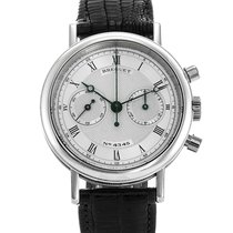 Breguet 37mm Manual winding 2003 pre-owned Classique Silver
