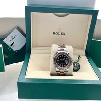 Rolex Yacht-Master 40 Rolex 116621 Yacht-Master Rose Gold Chocolate Dial model 2019 new