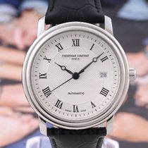 Frederique Constant 40mm Automatic pre-owned Classics Automatic Silver