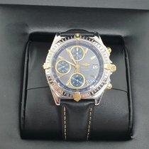Breitling Chronomat Aur/Otel 39mm Albastru România, Pitesti