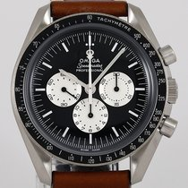 Omega 31132423001001 Steel 2017 Speedmaster Professional Moonwatch pre-owned